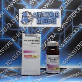 Methandienone Injectable, Genesis