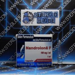 Nandrolona F, Nandrolon Phenylpropionate, Balkan Pharmaceuticals