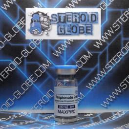 Propionate 200, Testosterone Propionate, Max Pro