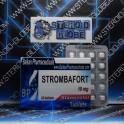 Strombafort, Stanozolol, Balkan Pharmaceuticals